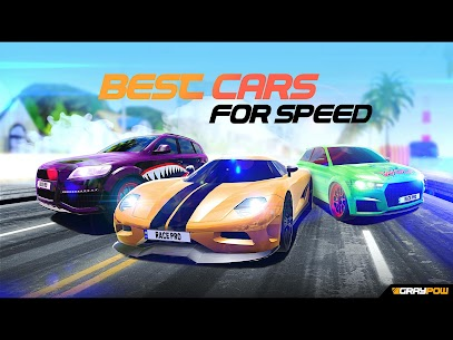 Race Pro: Speed Car Racer in Traffic Mod Apk 1.8 (Gold/Coins) 6