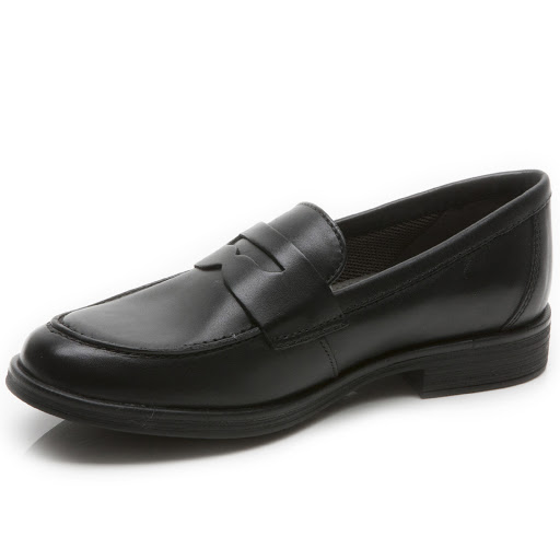 Thumbnail images of Geox Agata Penny Loafers