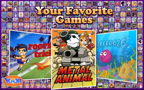 Descargar YooB Games para PC ✔️ (Windows 10/8/7 o Mac) 5