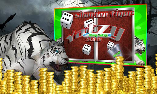 Siberian Tiger Dice Yatzy