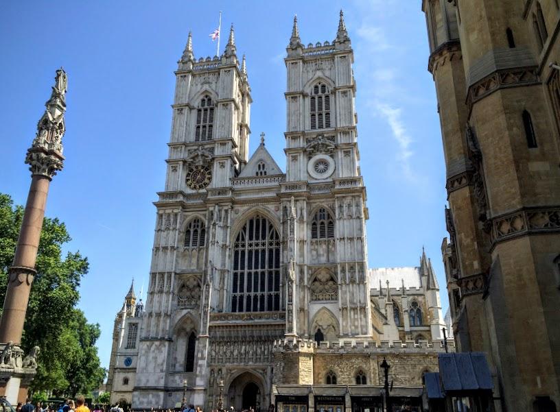 london.xyz                      ウェストミンスター寺院 Westminster Abbey