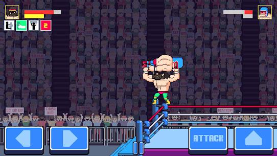 Rowdy City Wrestling Mod Apk (Unlimited Credits) 8