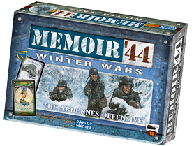 Memoir 44 Winter Wars Expansion