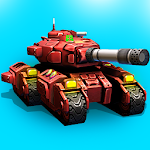 Block Tank Wars 2 v1.6 Mod Money + Skills