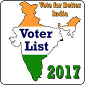 Voter list for 2017 elections