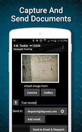 玩免費遊戲APP|下載BigRoad Trucking Logbook App app不用錢|硬是要APP