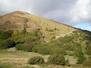 Photo: le Pariou versant sud