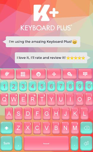 Keyboard Plus Colors