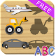 Cars and Vehicles Puzzles for Toddlers Download on Windows
