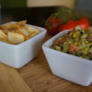 Vegetarian Ceviche Dip