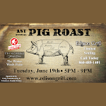 Edison Grill's 3rd Annual Pig Roast