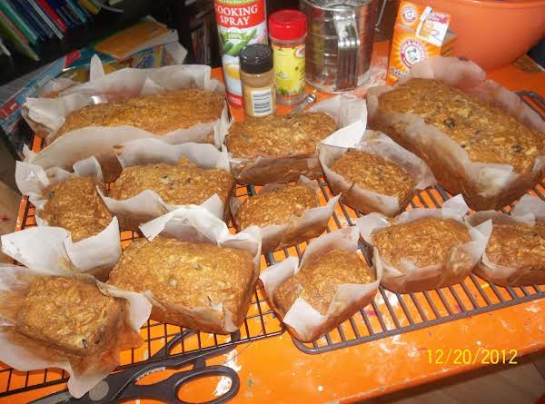 Tasty Apple Bread Recipe