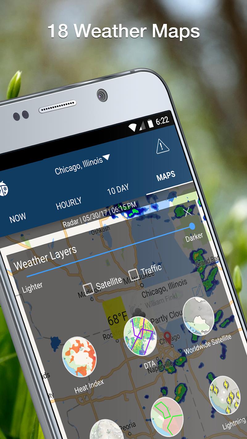 Weather Elite by WeatherBug Screenshot 3
