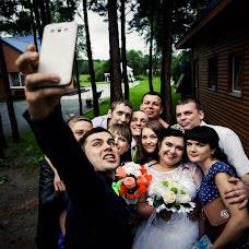 Wedding photographer Konstantin Antonov (fotoburg). Photo of 04.09.2016