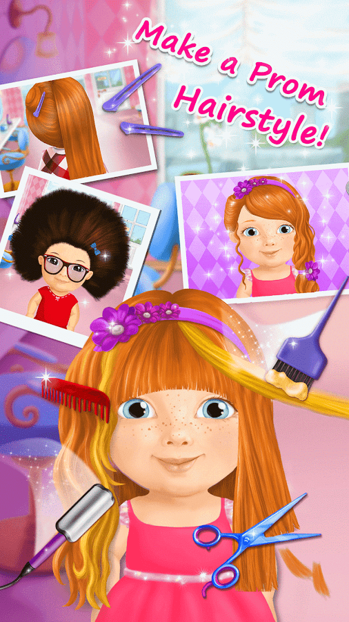 Sweet Baby Girl Beauty Salon 2- screenshot