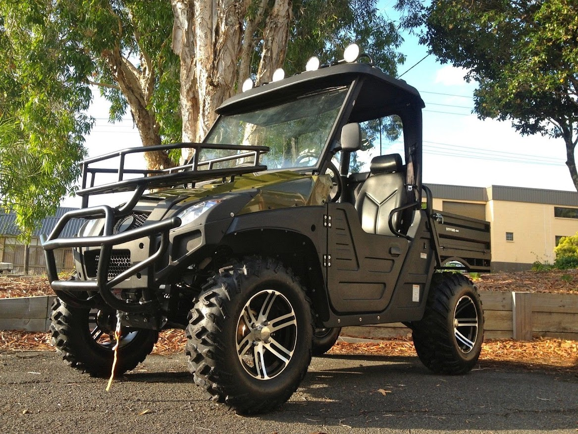 Marvelous photograph of  800cc XUV Twin Seater Farm Ute & Sports UTV Utility Terrain Vehicles with #996532 color and 1167x875 pixels