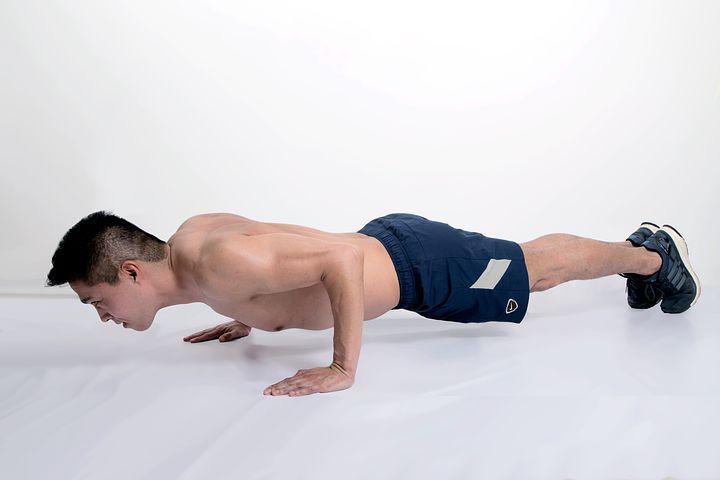 push ups for fat loss