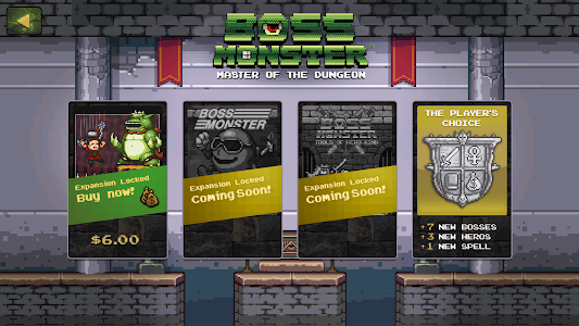 Boss Monster v2.4.11 (Unlocked)