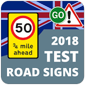 Road Signs UK 2018