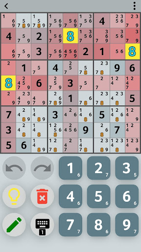 Sudoku Free screenshots 8