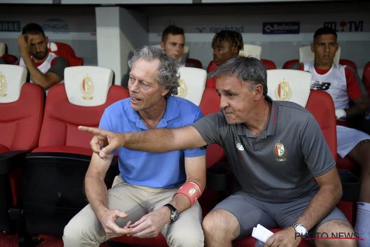 """Emilio Ferrera parle de l'état de forme de Carcela et Orlando Sa : """"Il n'est pas à la ramasse"""""""