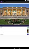 Screenshot of TCU Mobile