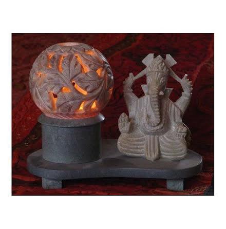 Candle Cute Lord Ganesh