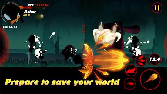 Stickman Legend - Shadow Revenge Mod