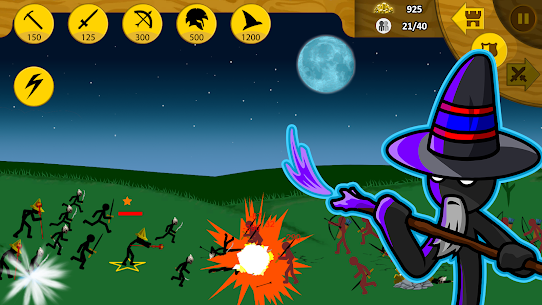 Stick War: Legacy APK Download (Mod Money, Ads Free) for Android 6