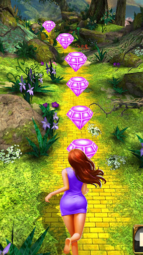 Subway Princess Jungle Adventure android2mod screenshots 2