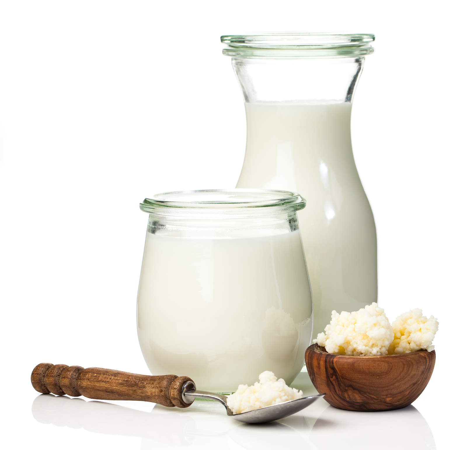 Milk Kefir Jars