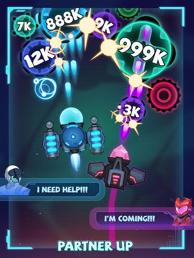 Virus War - Space Shooting Game 1.6.9 screenshots 9