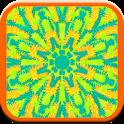 Mandala Painter Draw - Free icon