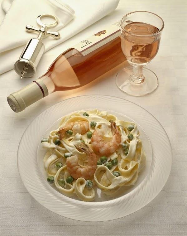 Shrimp Fettuccine Recipe