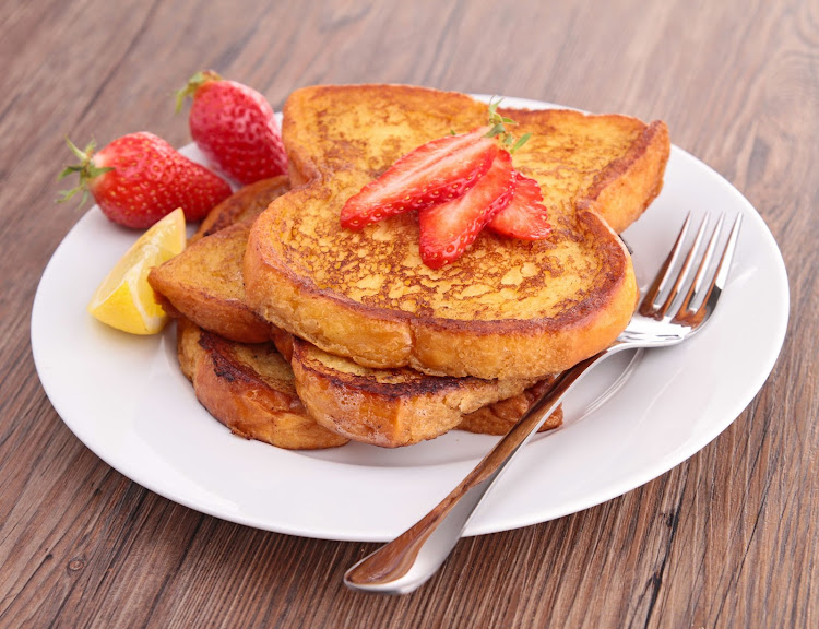French toast isn't actually French, it was invented by the Romans.