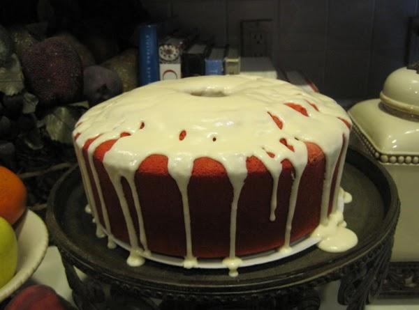 Red Velvet Pound Cake By Rose Recipe