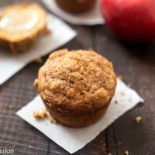 Apple Streusel Muffins.