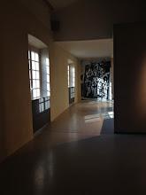 Photo: Vers l'espace atelier