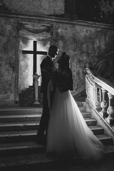 Fotógrafo de casamento Daniil Virov (danivirov). Foto de 09.10.2017