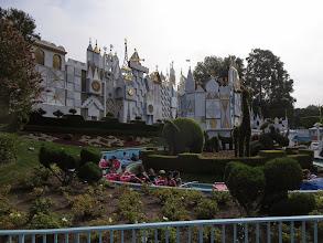 Photo: Disneyland - It'sa small world famous ride