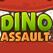 Dino Assault Tower Defense
