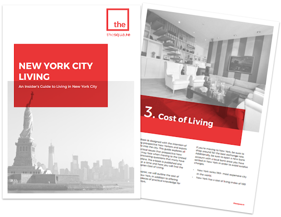 NYC travel guide cost of living
