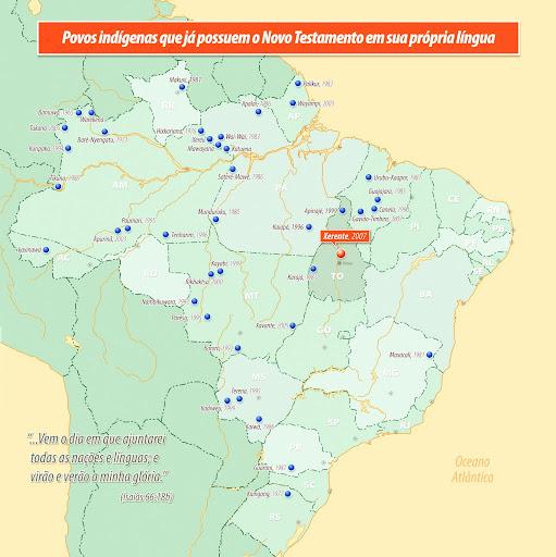 mapa do brasil completo doodle