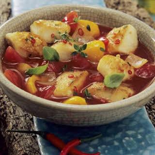 Southern Spanish Fish Stew.