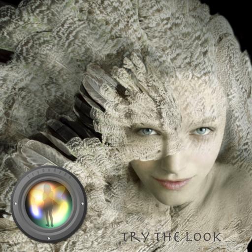 Virtual Try Look Selfie Editor