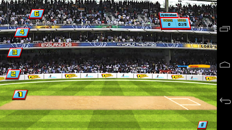 Скриншот Best Cricket