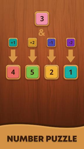 Mergezilla - Number Puzzle apktram screenshots 5