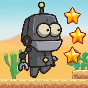 Rampage Desert Robot