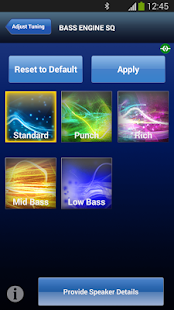 Alpine TuneIt App- screenshot thumbnail