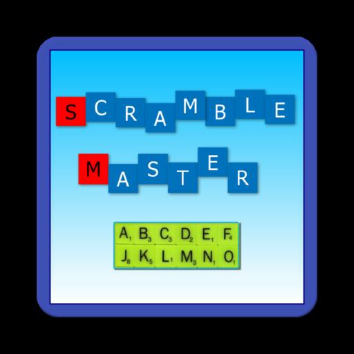 Words Jumble fun language game